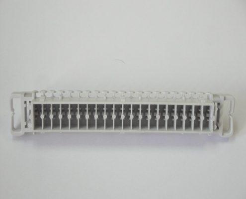 پایه ترمینال 10 زوجی MDF از نوع IDC